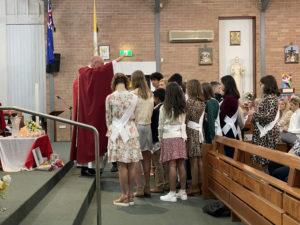 Congratulations to our Sacrament of Confirmation Recipients