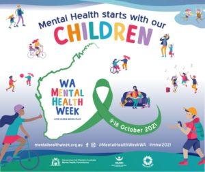 Mental Health Week WA